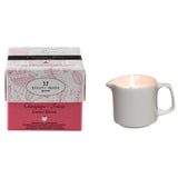 Hot Oil Massage Candles Strawberry Champagne