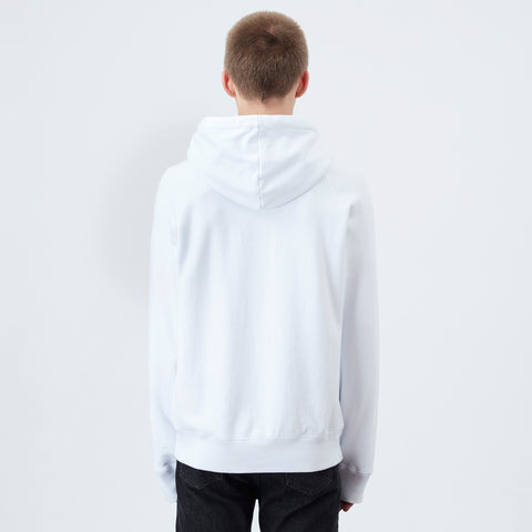 Champion by Wood Wood Judd hoodie - White