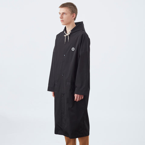 DDM NFPM Long jacket - Black