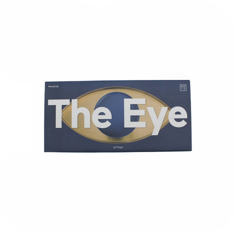 DOIY The Eye - Metal Tray Set