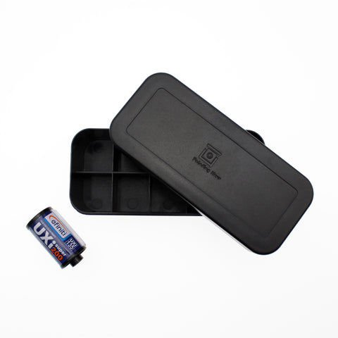 ABS 135 Angle Film Storage Box - Black