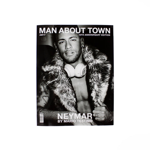 Man About Town - 10th Anniversary Issue