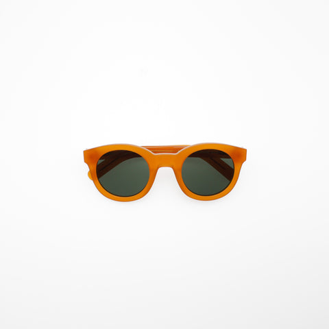 Monokel Eyewear - Shiro sunrise orange