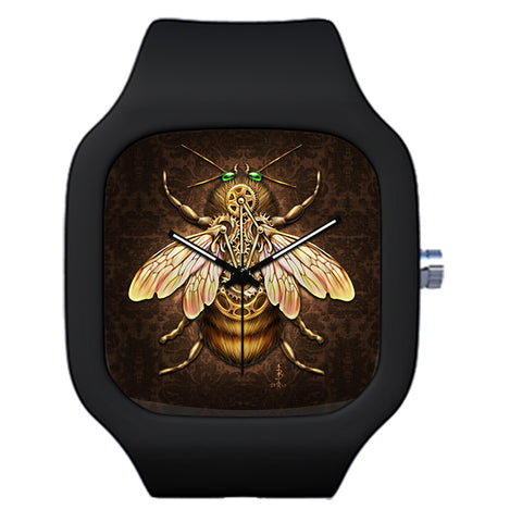 steampunk-bee-watch