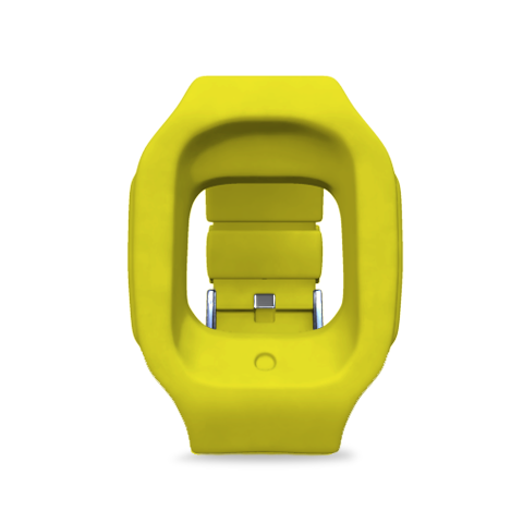Evolve Yellow Strap