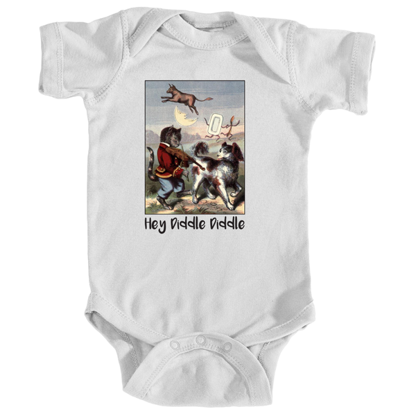 Hey Diddle, Diddle Infant Onesie