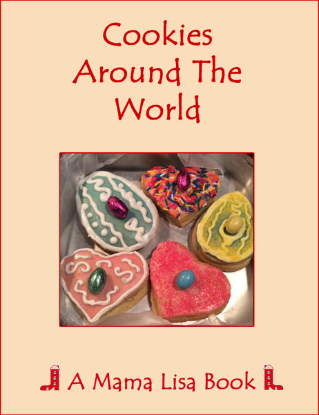 Cookies Around The World Ebook