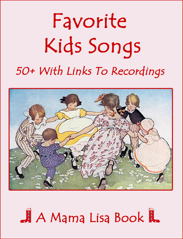Favorite Kid Songs Ebook
