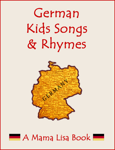 German Kids Songs & Rhymes Ebook
