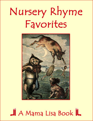 Nursery Rhyme Favorites Ebook