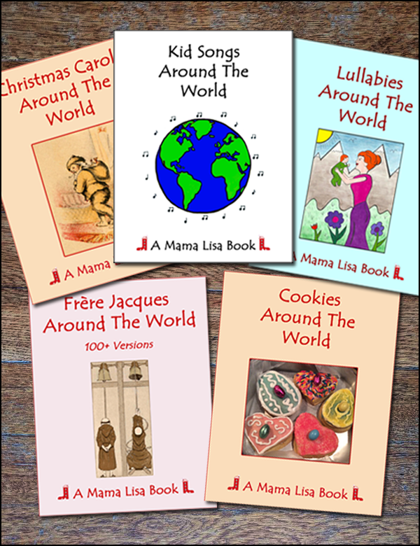 Around The World Ebook Bundle