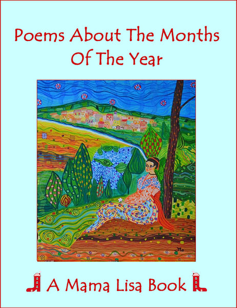 Poems About The Months Of The Year Ebook