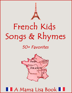 French Kids Songs & Rhymes Ebook