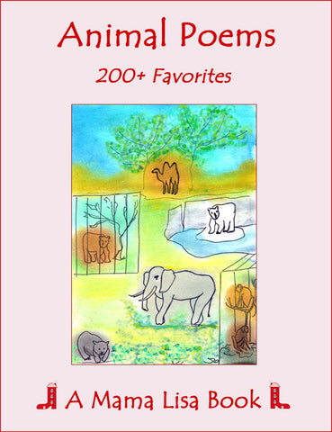 SALE! Animal Poems (eBook)