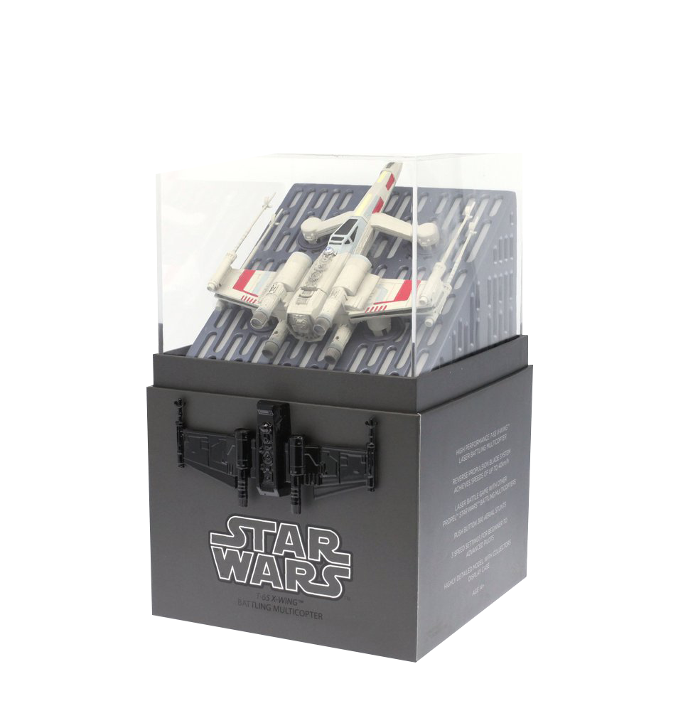 Star Wars T-65 X-Wing Starfighter Collectors Edition