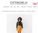 ICECREAM BANDITS OP DE CITY MOM BLOG!