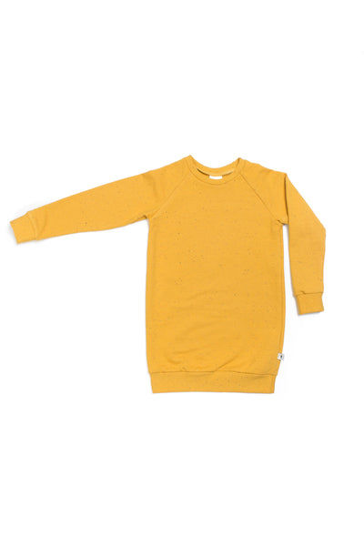 LONG FIT SWEATER NOLA - MANGO
