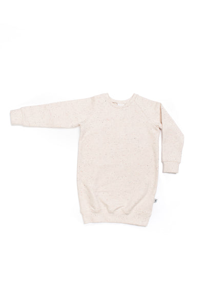 LONG FIT SWEATER NOLA - VANILLA