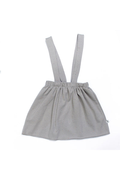 OVERALL DRESS JADE - GREY