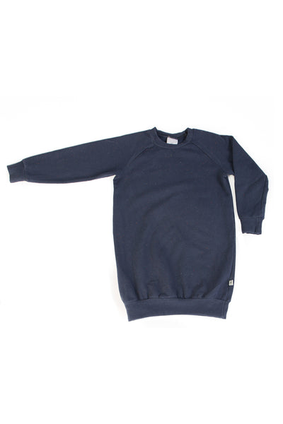 LONG FIT SWEATER NOLA - BLUE