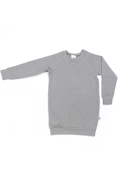 LONG FIT SWEATER NOLA - GREY