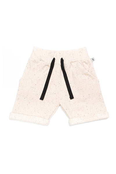 POCKET SHORTS REZA - VANILLA