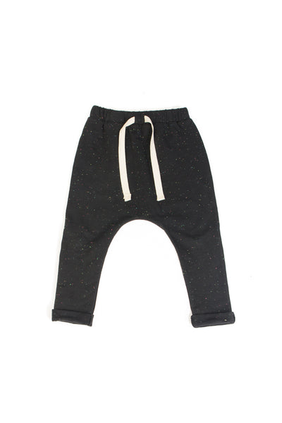 HAREM PANTS SEPH - BLACK