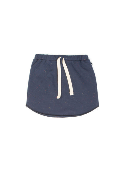 FITTED SKIRT BIBI - BLUE