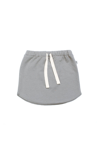 FITTED SKIRT BIBI - GREY