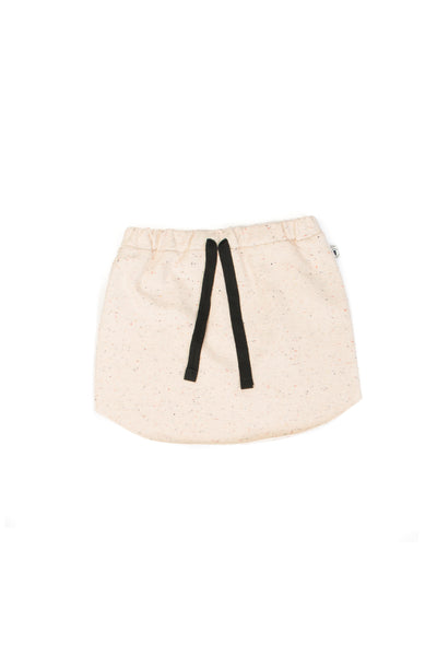 FITTED SKIRT BIBI - VANILLA
