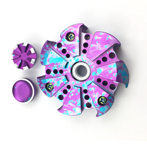 X25 Turbine Fidget Spinner - OZ Spinners - Best Fidget Spinners Toy Store