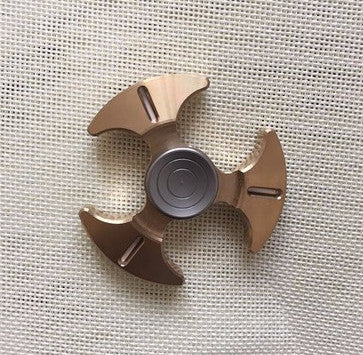 Limited Edition Tomahawk Titanium Spinner (Only 100 units made) - OZ Spinners - Best Fidget Spinners Toy Store