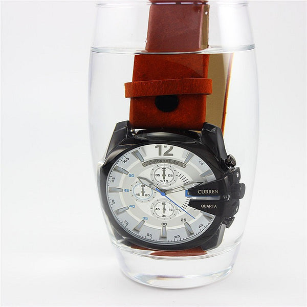 Montre Luxe Curren