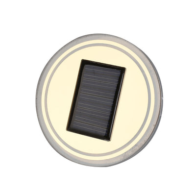 Porte Gobelet / Bouteille LED solaire antidérapant