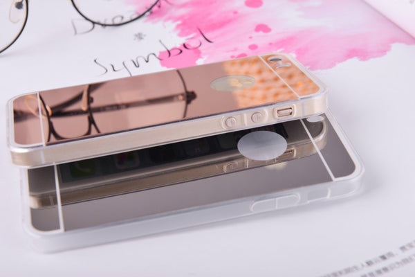 Coque Miroir iPhone 4, 5, 6 & 7