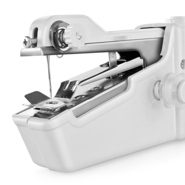 Quick Handy Stitch™ - #1 Portable and Cordless Handheld Sewing Machine