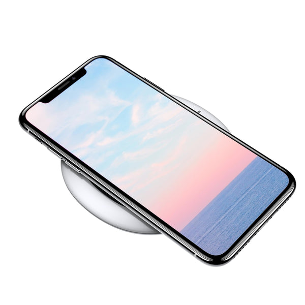 Fast Wireless Charger iPhone X/8/8 Plus and Samsung Galaxy S9/9+/S8/S8+