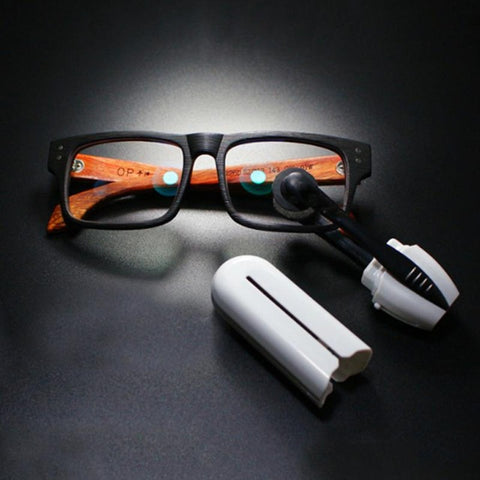 Eyewear Cleaner And Duster