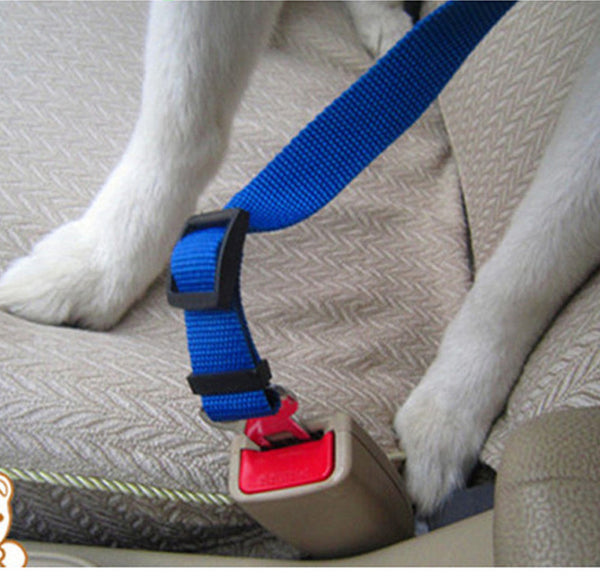 PawBelt™ - Adjustable Pet Safety Seat Belt
