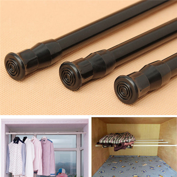 Extendable Tension Curtain Rod (3 small sizes)