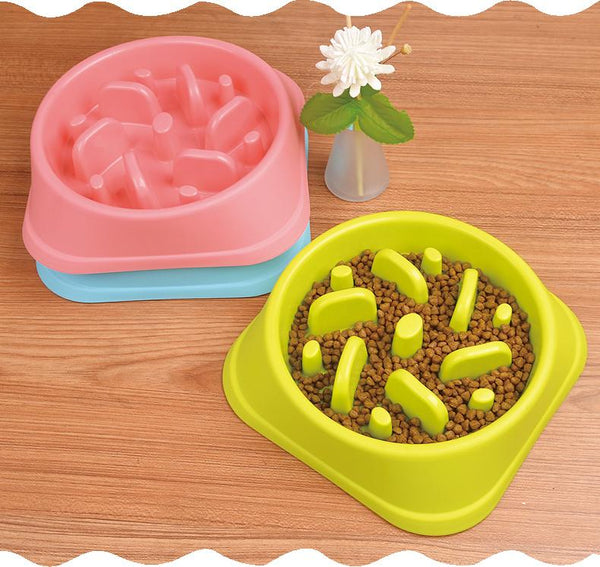 ANTI CHOKE PET BOWL