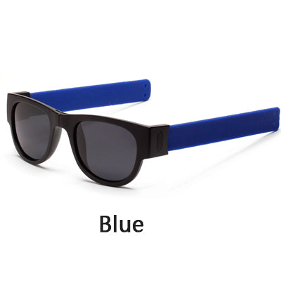 Folding Polarized Slap Sunglasses