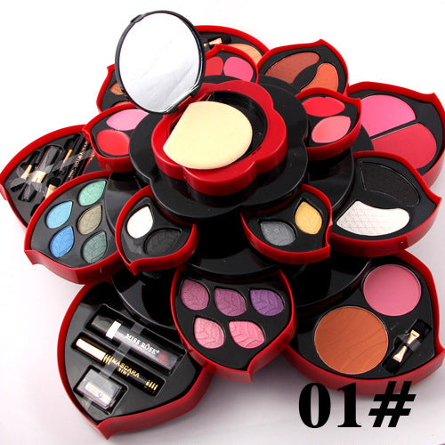 Miss Rose Makeup Eyeshadow Flower Palette
