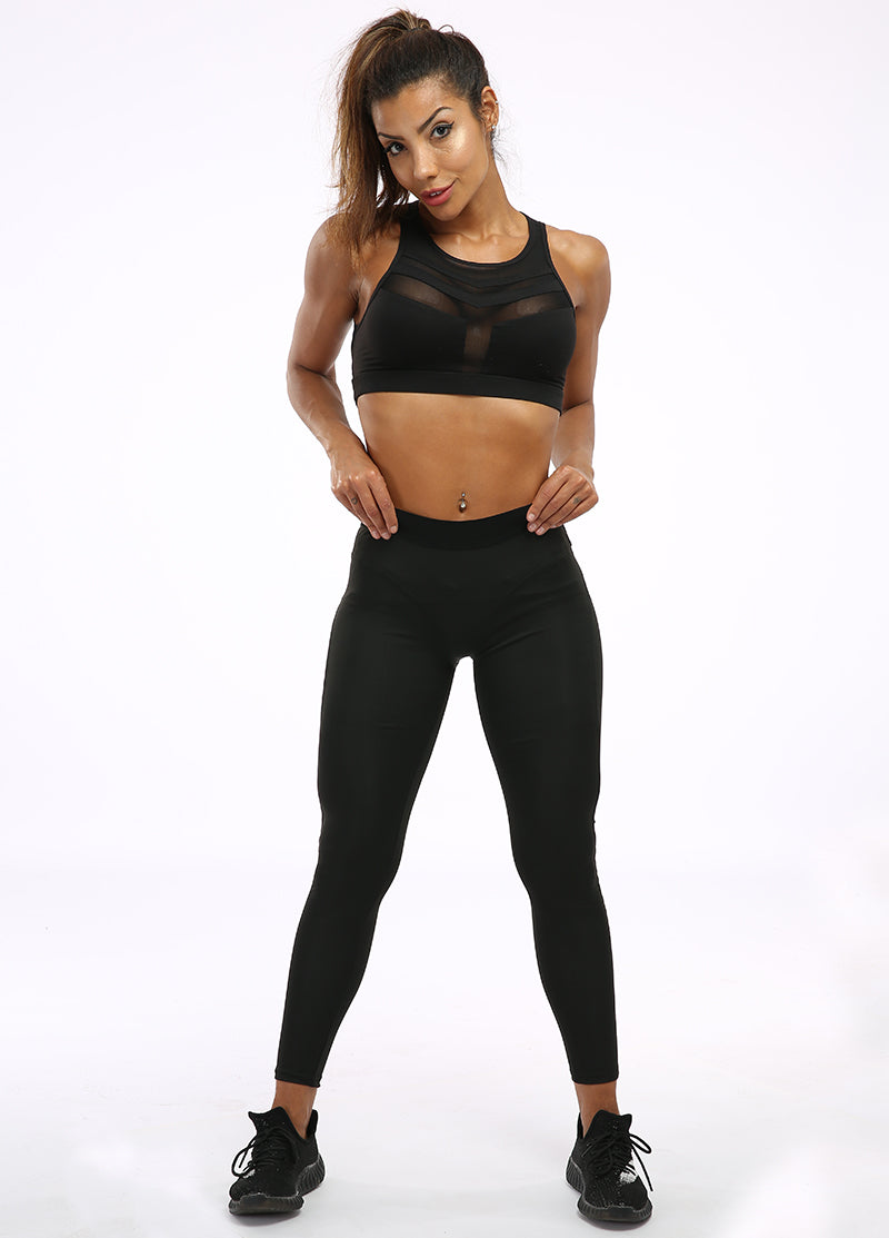 Round-Line Fitness Leggings