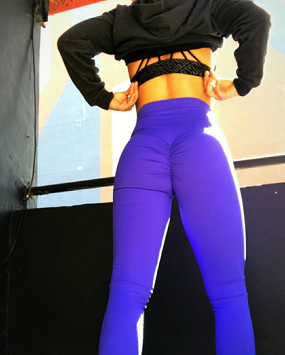 #1 'Gymattic' Push-Up Leggings