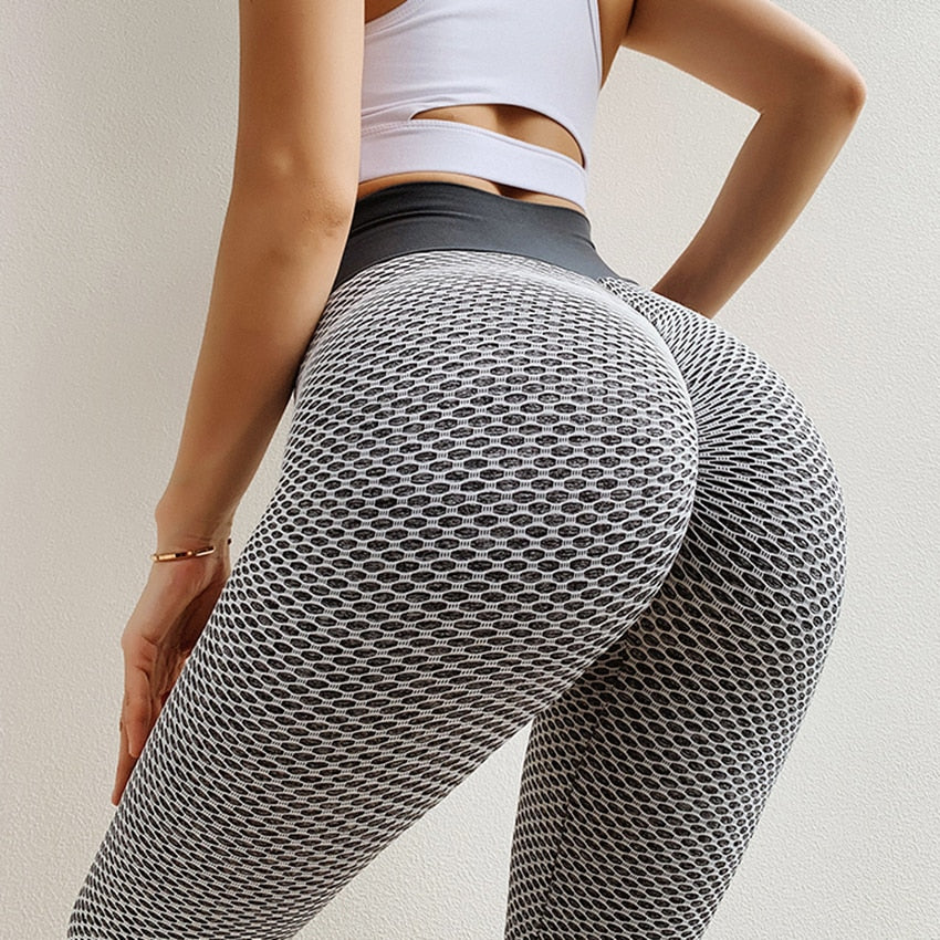 'Scrunch' Fitness Leggings