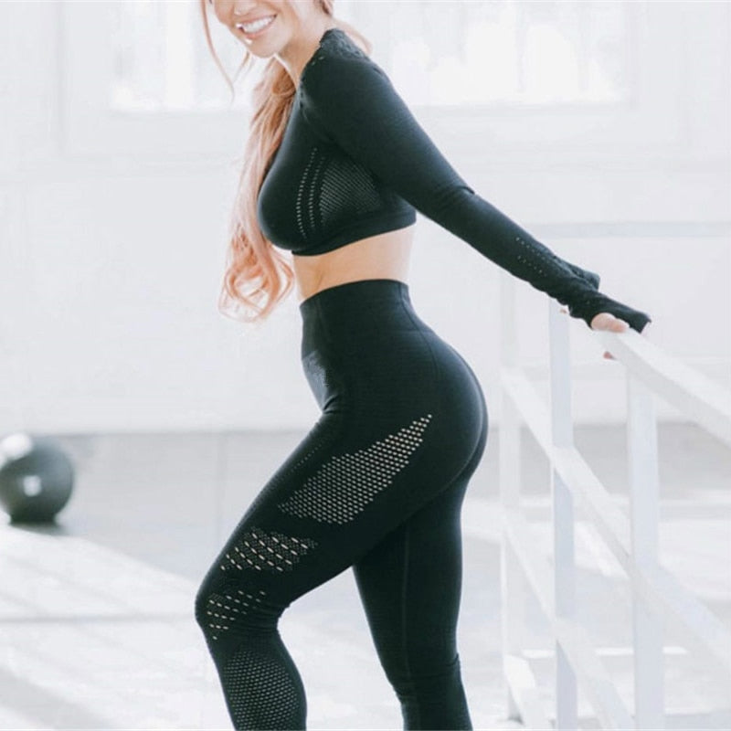 'Absolute' Fitness Leggings and Top