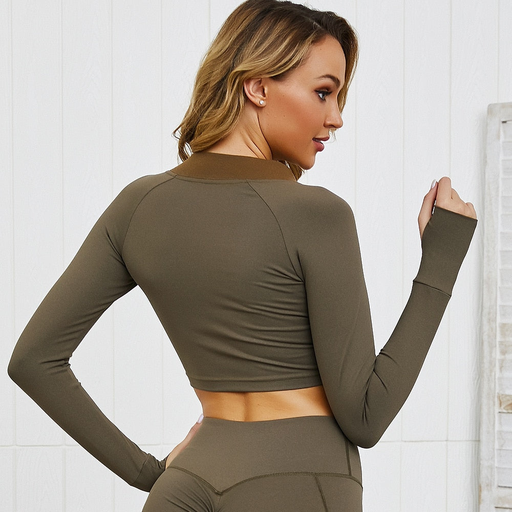 'Deja' Fitness Leggings and Top