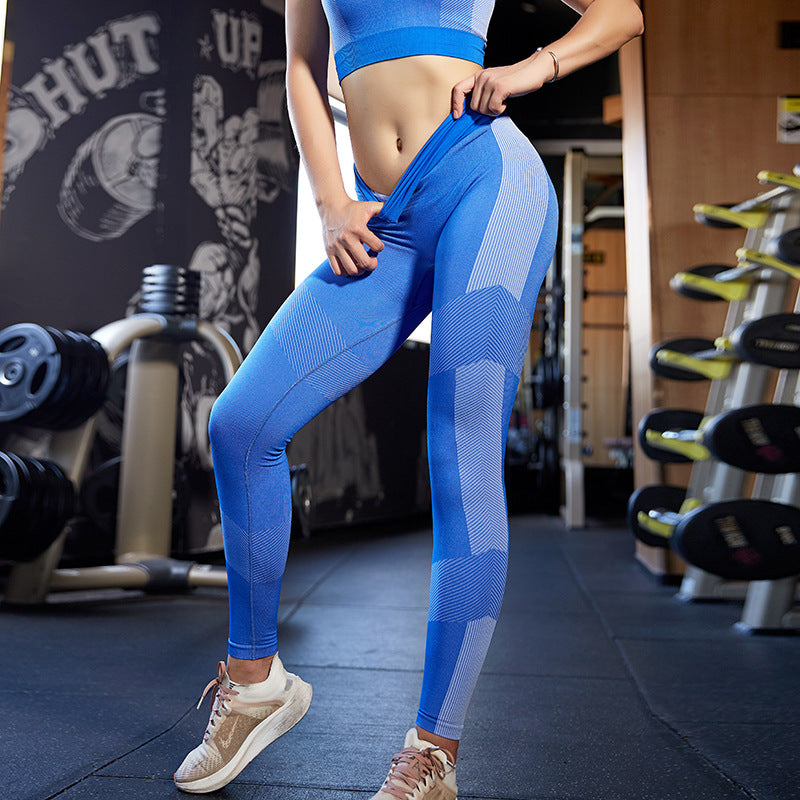 'Echoes' Fitness Leggings