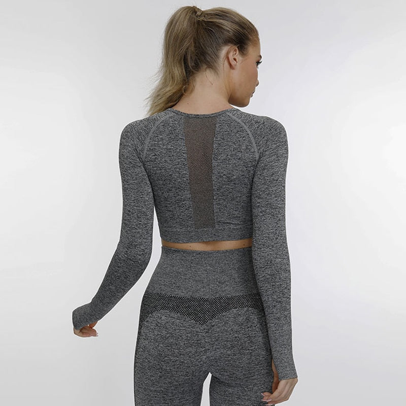 'Purpose' Fitness Leggings and Top